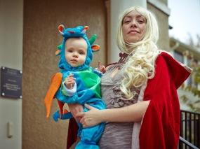 Mother of Dragons: Daenerys Targaryen - Michelle Peterson