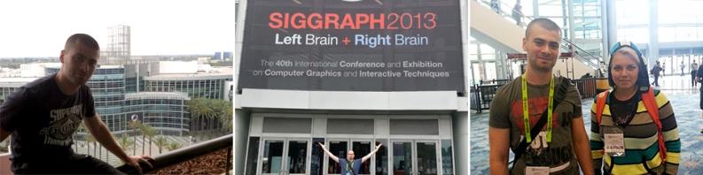 Thomas Direct at SIGGRAPH